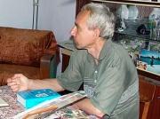 В Евпатории умер писатель Валерий Мешков